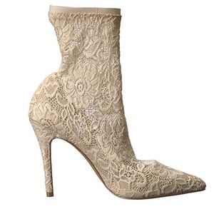 Charles by Charles David Lace Bootie